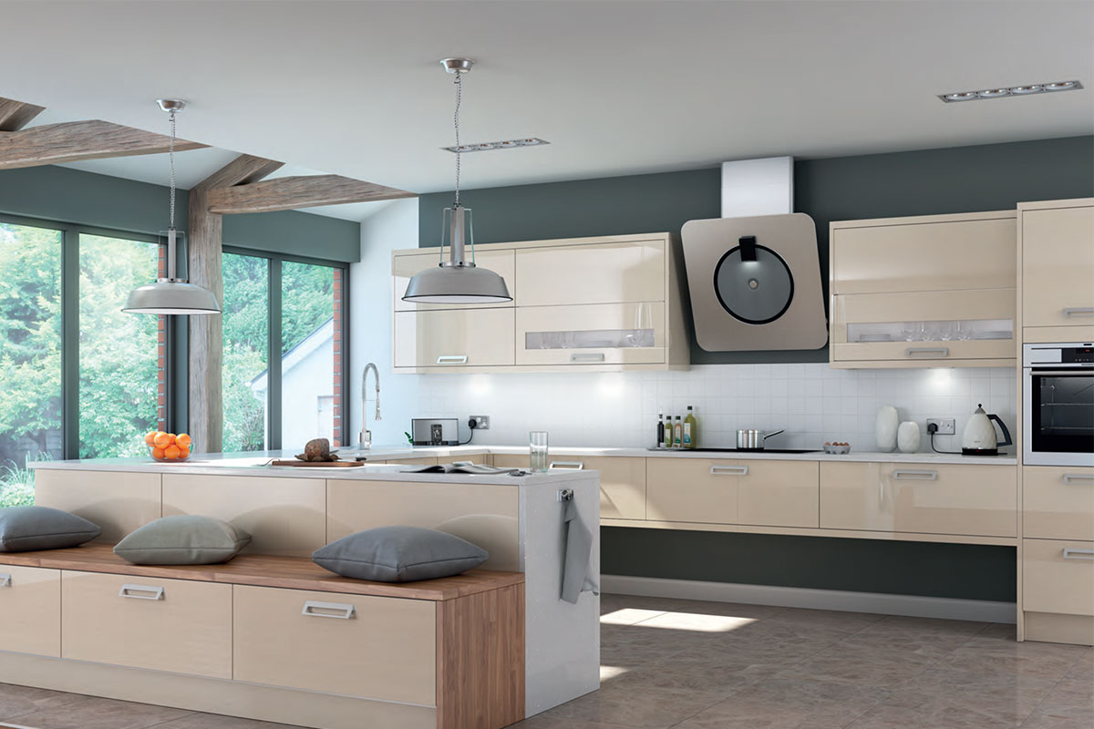Purple Pepperpot Kitchen Design And Build London
