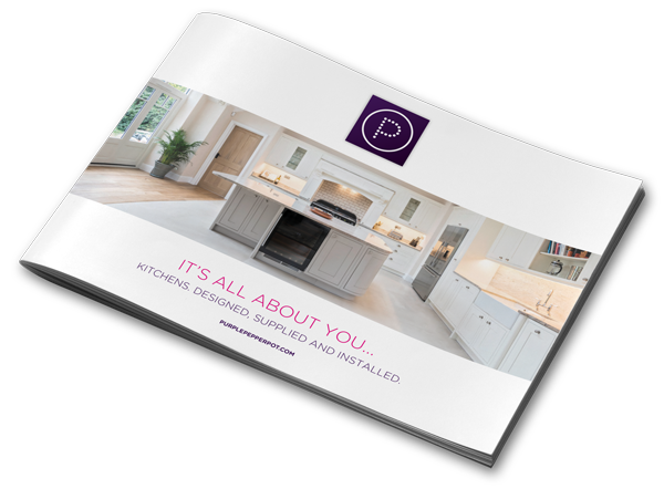 purple pepperpot kitchen design ideas brochure