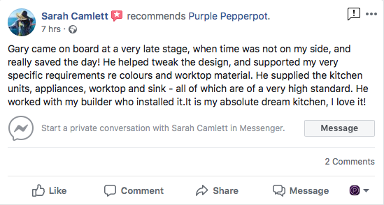 REVIEW CAMLETT